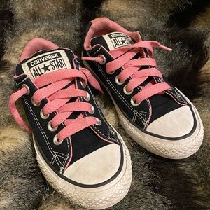 Converse Girls Tennis Shoes